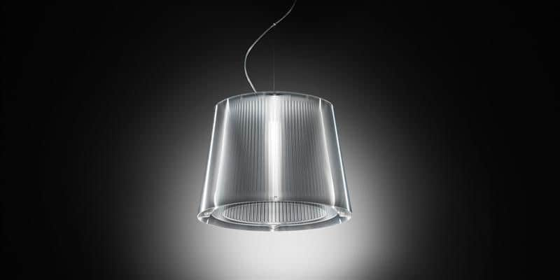 Slamp Suspension Liza Prisma