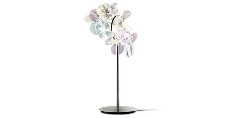Slamp Lampe à poser Mille Bolle Iridescent