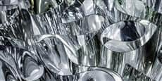 Slamp Plafonnier Veli Silver L