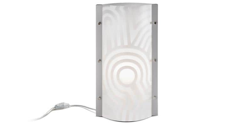 Slamp Lampe Tube S Venti Blanc