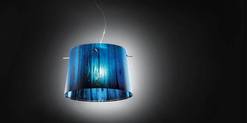 Slamp Suspension Woody Bleu