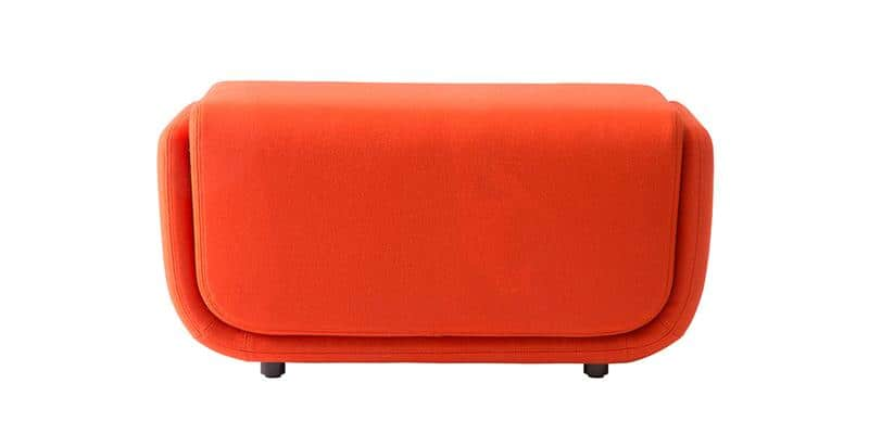 Softline Petit Basket Orange