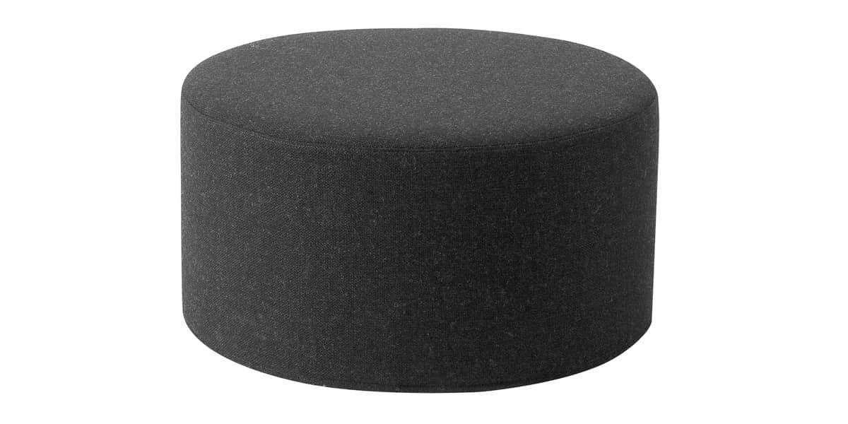 softline grand drum anthracite easylounge. Black Bedroom Furniture Sets. Home Design Ideas