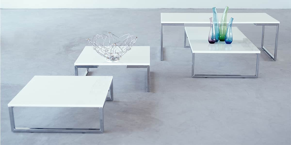 softline mirror carr tables basses sur easylounge. Black Bedroom Furniture Sets. Home Design Ideas