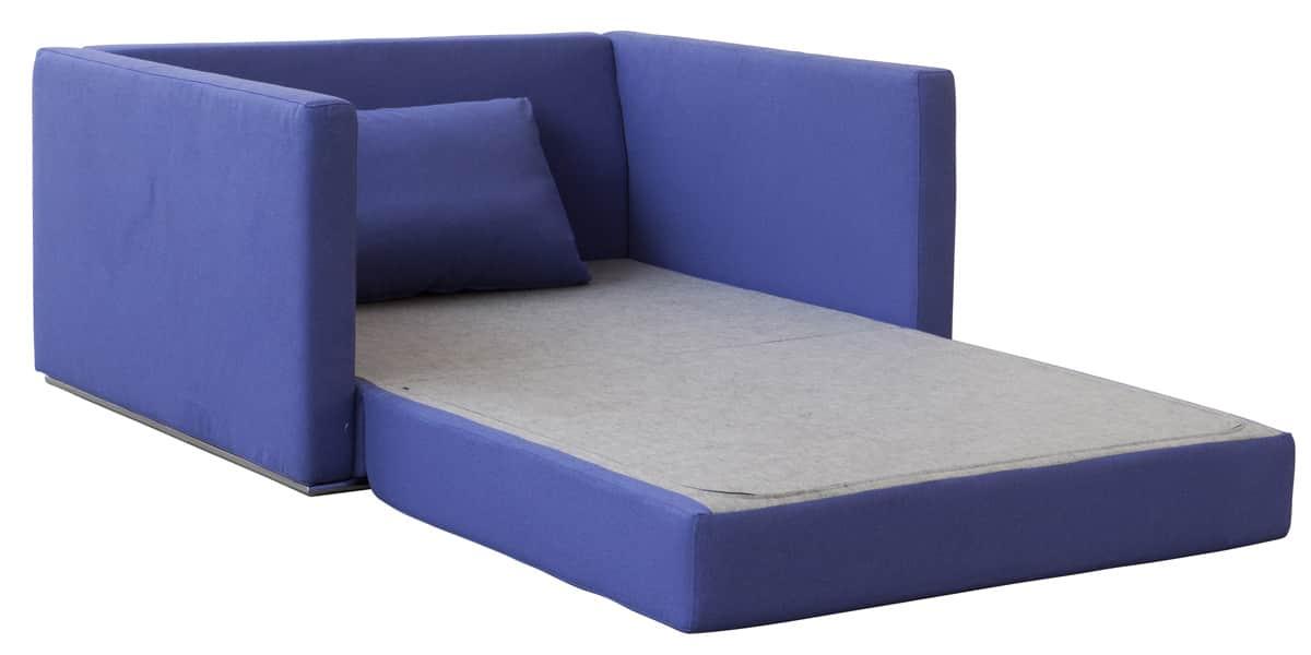 softline nest bleu tous les canap s sur easylounge. Black Bedroom Furniture Sets. Home Design Ideas