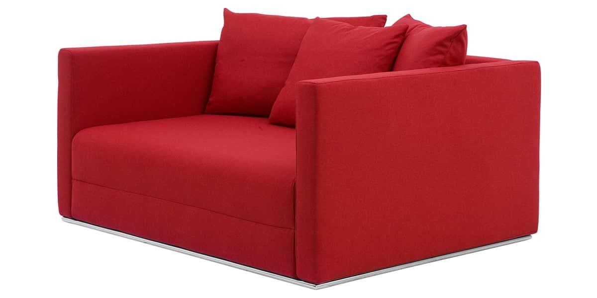 softline nest rouge tous les canap s sur easylounge. Black Bedroom Furniture Sets. Home Design Ideas
