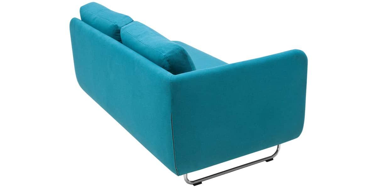 Softline Setup 02 Turquoise Canap S Droits Sur Easylounge