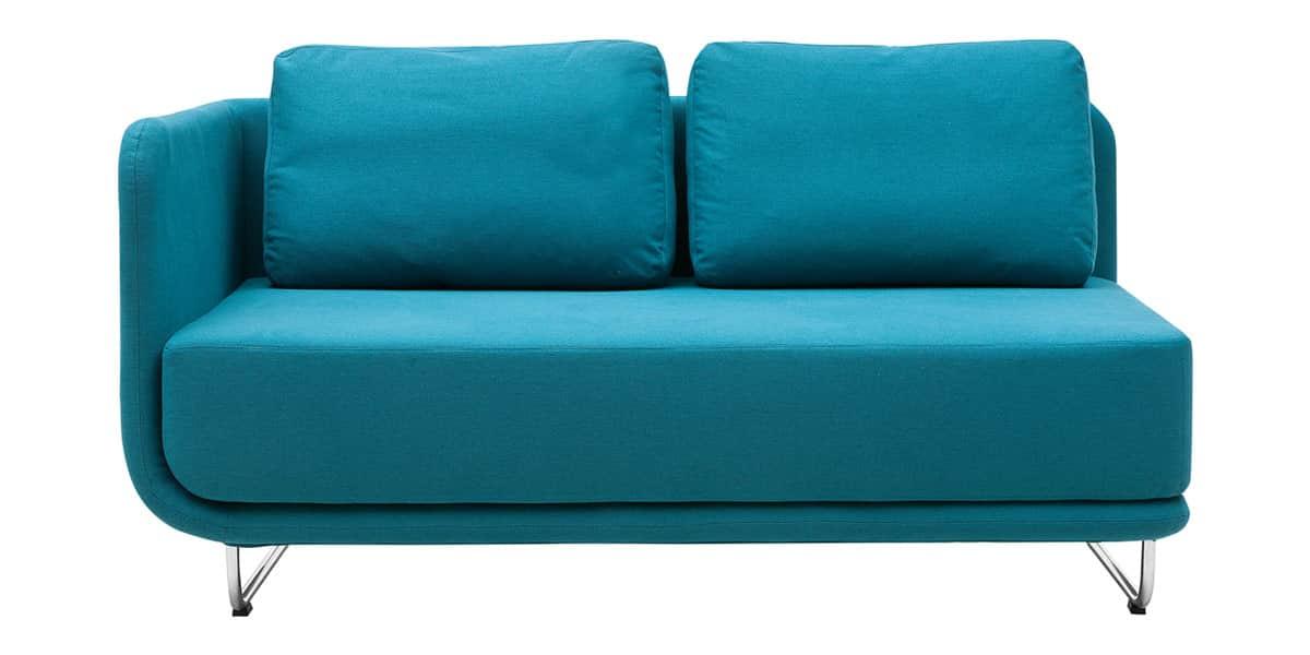 Softline Setup 02 Turquoise | Canapés Droits sur EasyLounge