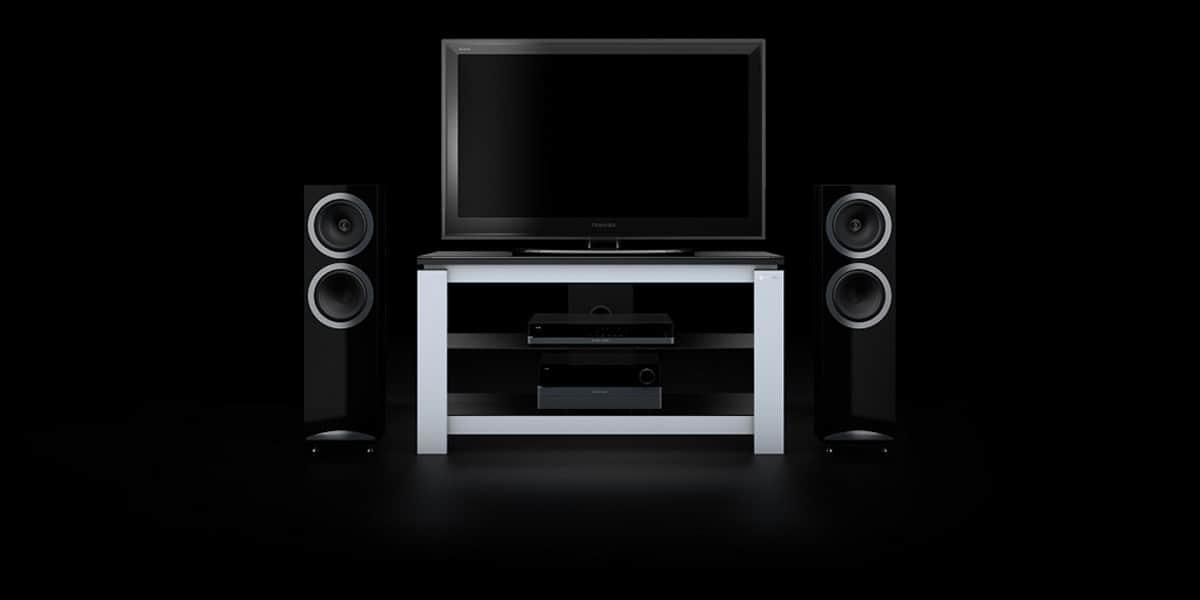 sonorous hg1030 cr me meubles tv sonorous sur easylounge. Black Bedroom Furniture Sets. Home Design Ideas