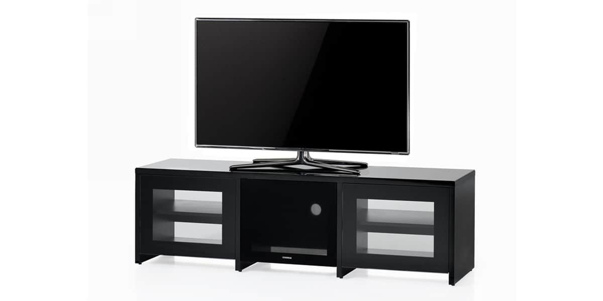Sonorous lb1621bblk meubles tv sonorous sur easylounge - Meuble tv infrarouge ...