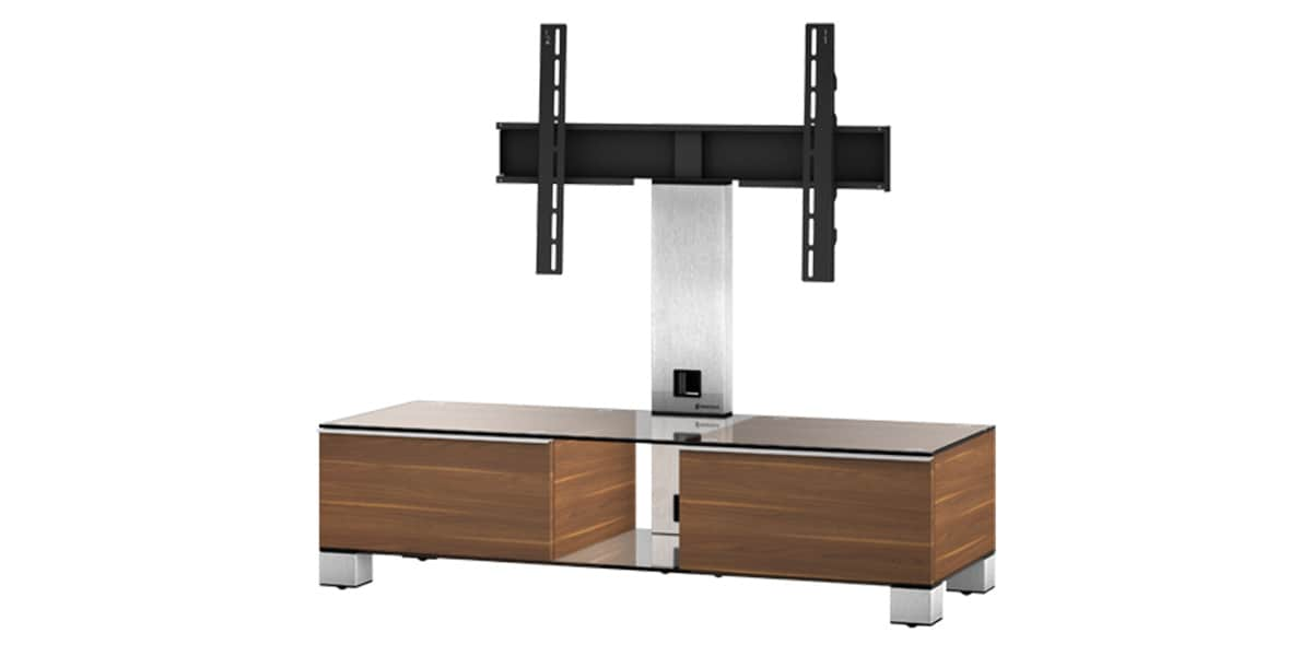 sonorous md8120 walnut meubles tv sonorous sur easylounge. Black Bedroom Furniture Sets. Home Design Ideas