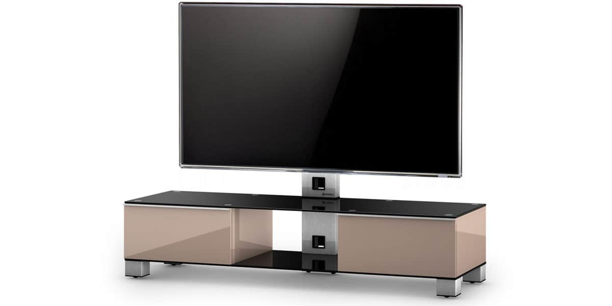 sonorous md8140 cappuccino meubles tv sonorous sur easylounge. Black Bedroom Furniture Sets. Home Design Ideas