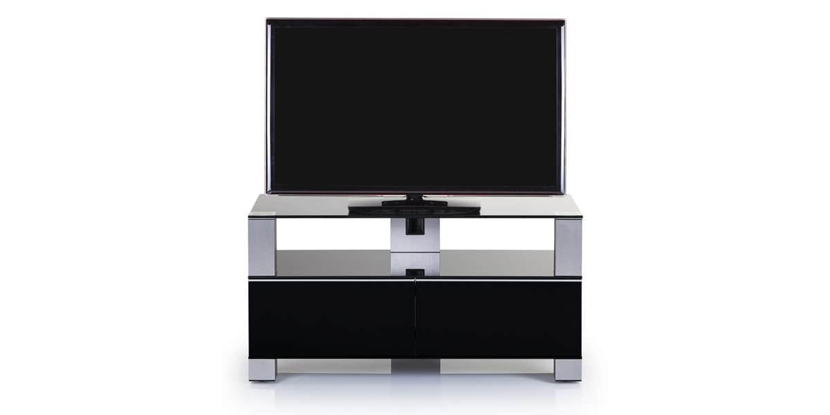 sonorous md9095 noir et clair meubles tv sonorous sur. Black Bedroom Furniture Sets. Home Design Ideas