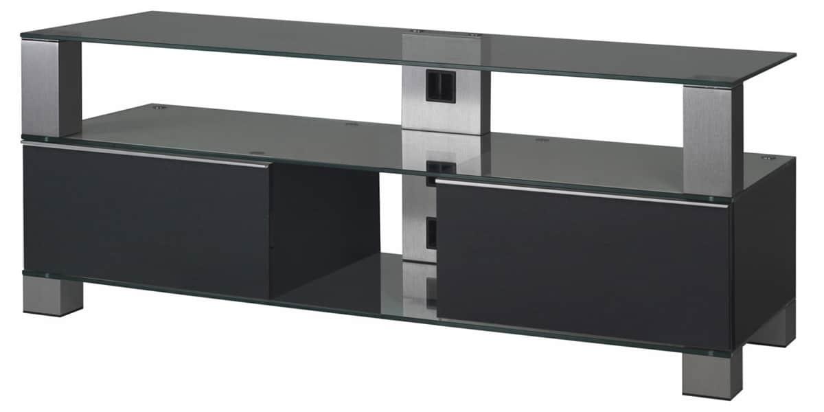 sonorous md9120 gris meubles tv sonorous sur easylounge. Black Bedroom Furniture Sets. Home Design Ideas