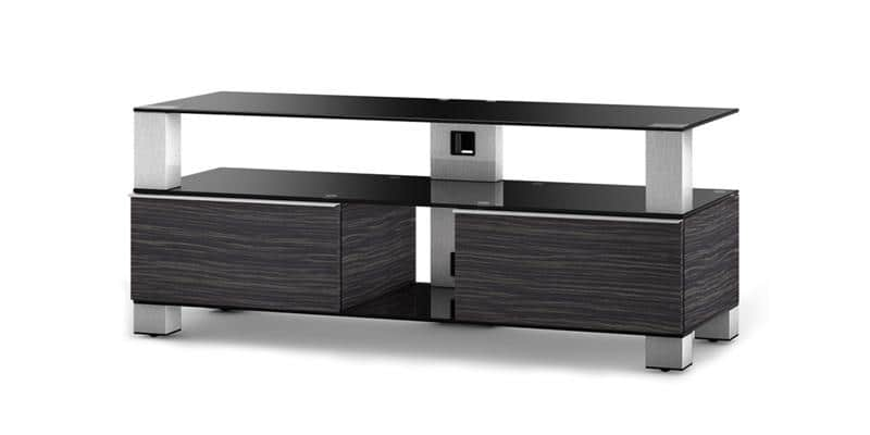 sonorous md9120 amazon et noir meubles tv sonorous sur easylounge. Black Bedroom Furniture Sets. Home Design Ideas