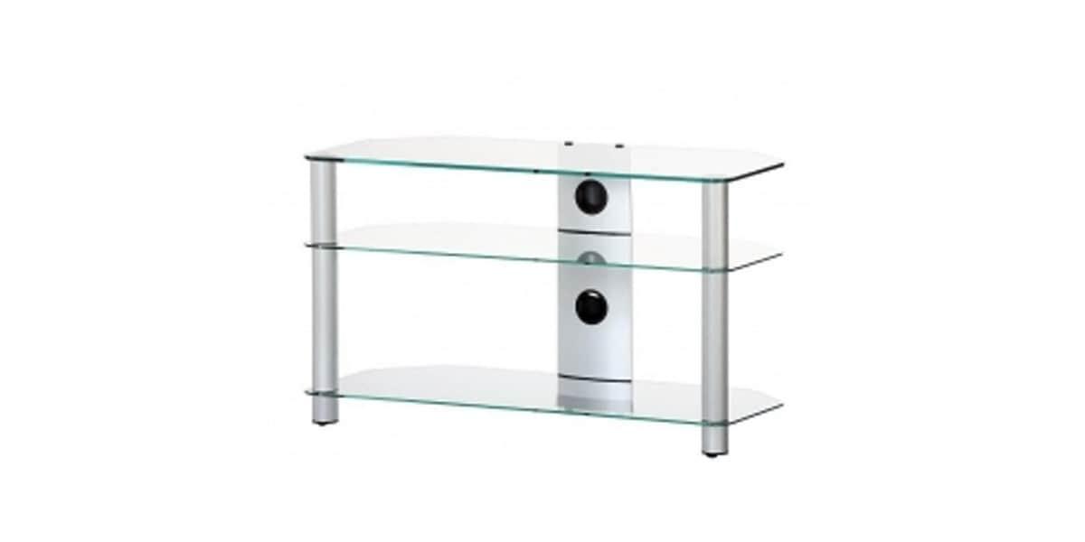 sonorous neo390 argent meubles tv sonorous sur easylounge. Black Bedroom Furniture Sets. Home Design Ideas