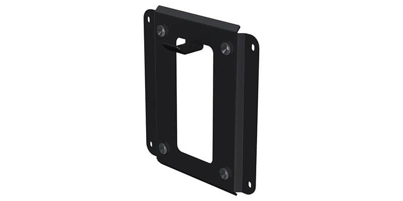 Flexson Sub Wall Bracket Noir