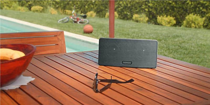 Sonos Play 3 Noir