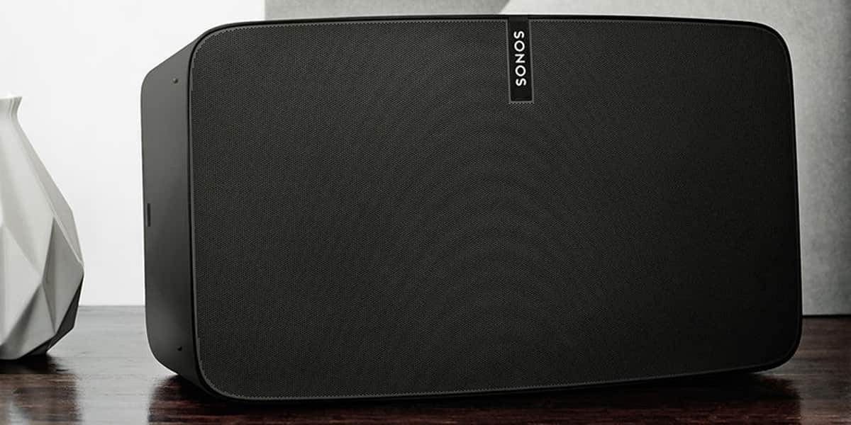 Sonos Play:5 Noir