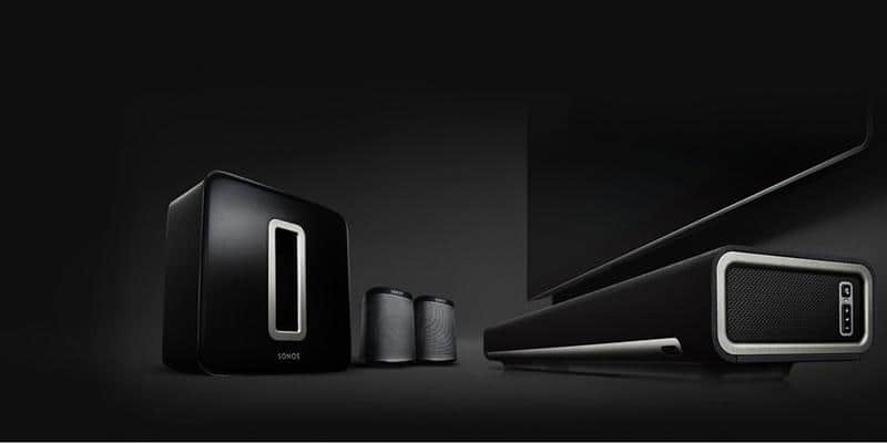 Sonos Pack Playbar Play 1 et Sub