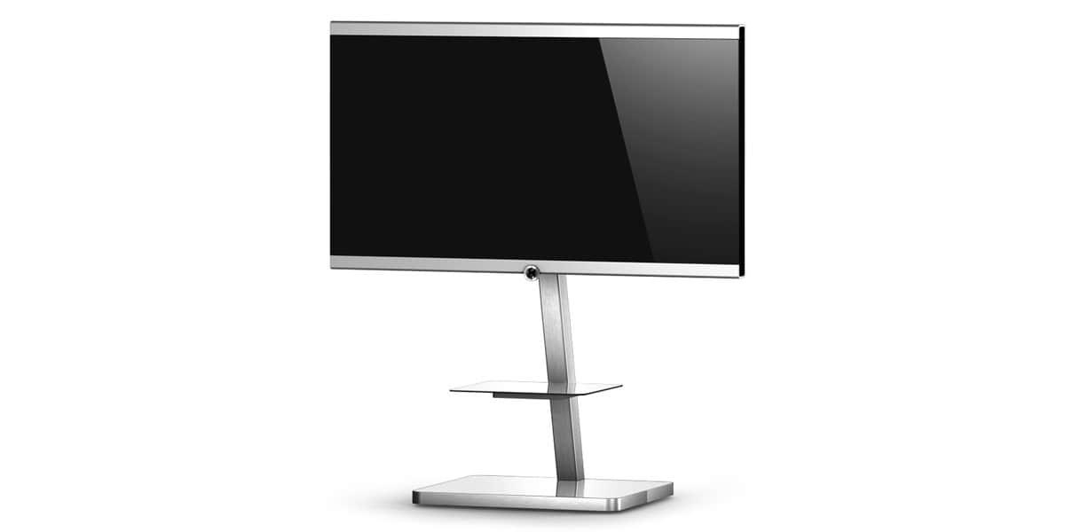 Sonorous PL2710 Blanc et Argent  Supports TV sur Pied sur EasyLounge -> Tv Sur Pied Orientable