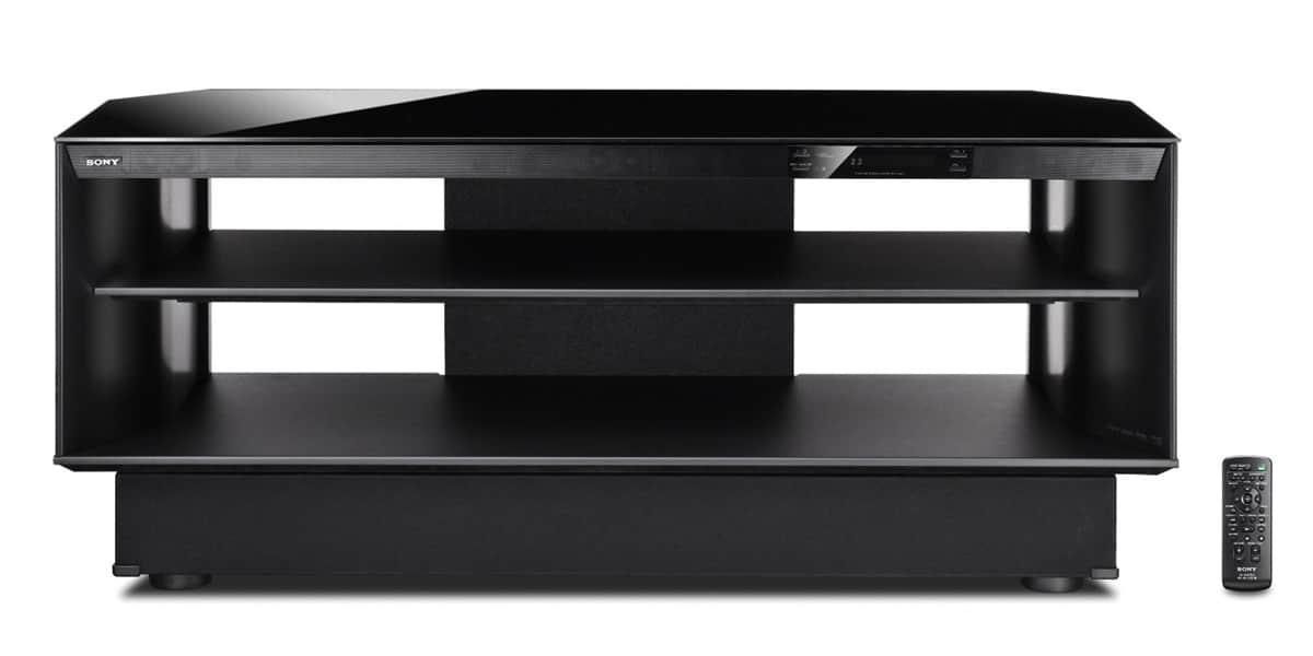 sony rhtg11 noir meubles tv sur easylounge. Black Bedroom Furniture Sets. Home Design Ideas