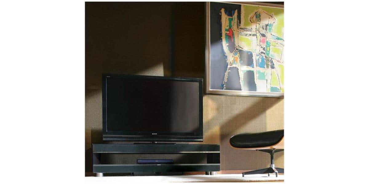 meuble tv avec enceinte maison design. Black Bedroom Furniture Sets. Home Design Ideas