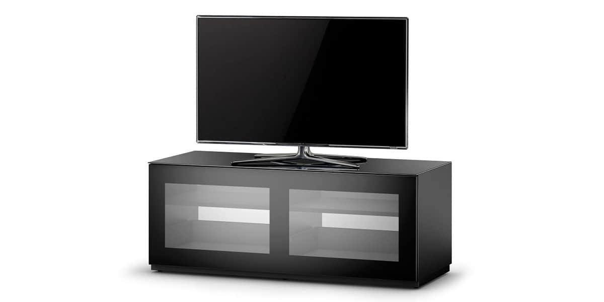 sonorous studio 110 noir et transparent easylounge. Black Bedroom Furniture Sets. Home Design Ideas