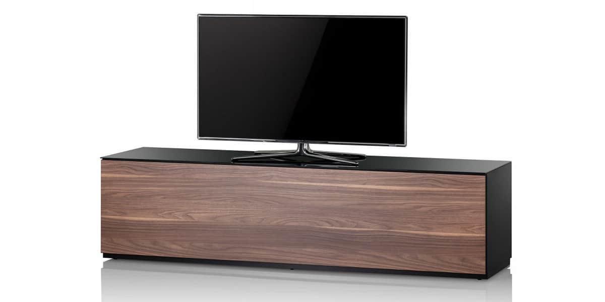 sonorous studio 160 walnut meubles tv sonorous sur. Black Bedroom Furniture Sets. Home Design Ideas