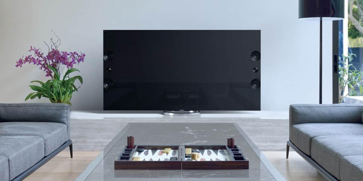 sony kd 55x9005abaep tv de 132 cm et plus sur easylounge. Black Bedroom Furniture Sets. Home Design Ideas