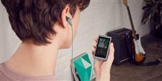 Sony NW-A45 Vert