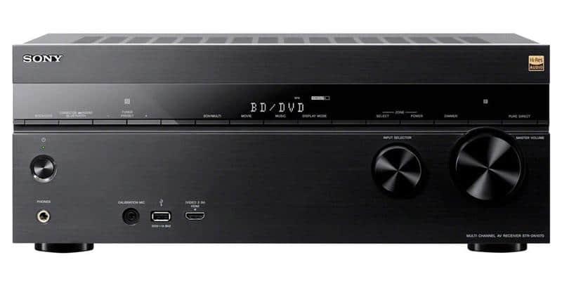 Sony STR-DN1070 Noir