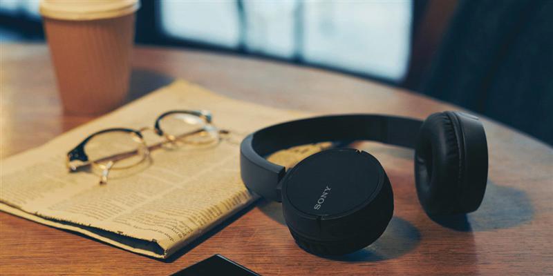 Sony WH-CH500N Noir