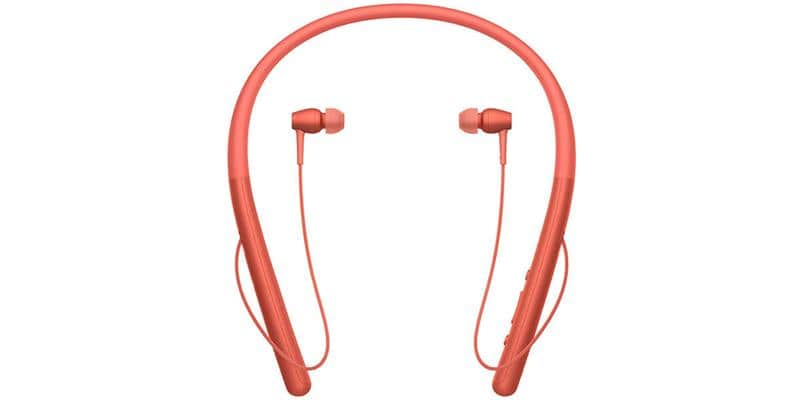 Sony WI-H700 Rouge