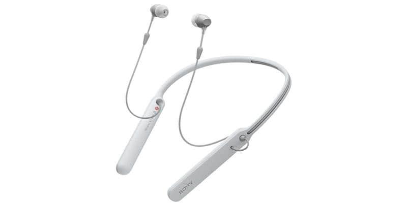 Sony WI-C400 Blanc