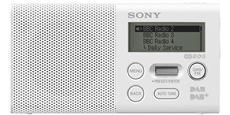 Sony XDR-P1DB Blanc