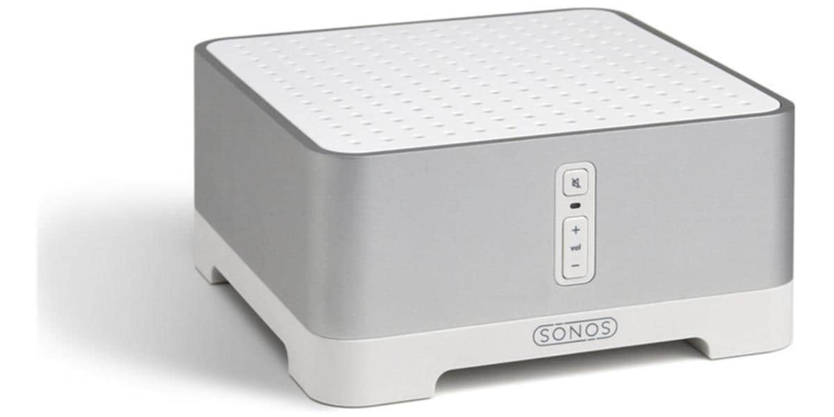 Sonos Connect AMP Blanc