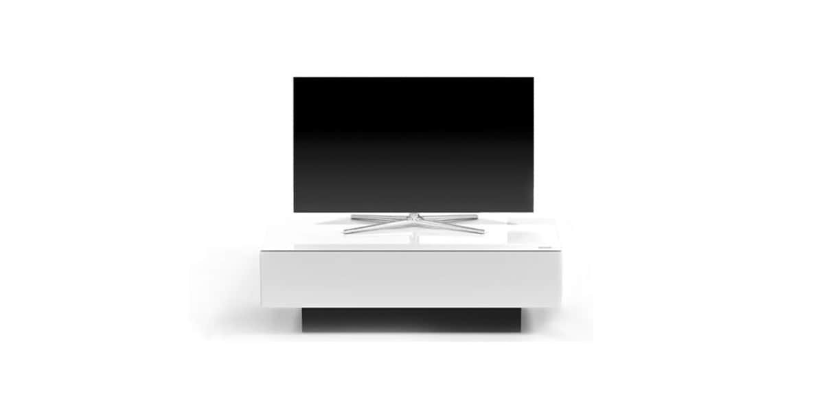 spectral brick 1200 blanc meubles tv spectral sur easylounge. Black Bedroom Furniture Sets. Home Design Ideas