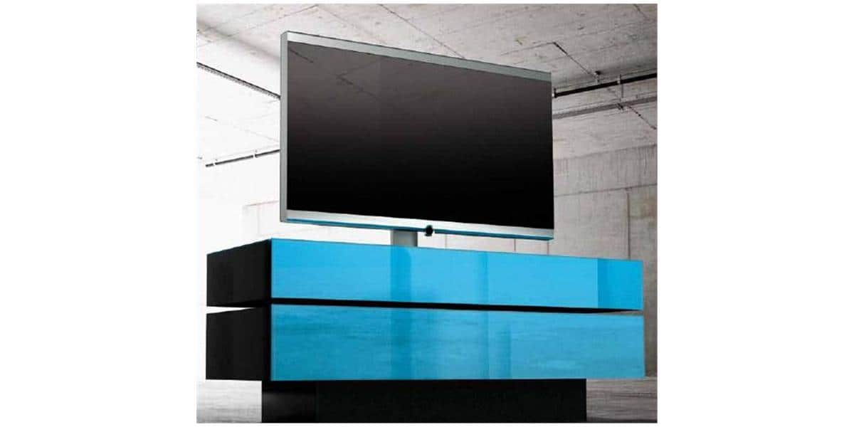 spectral brick1503 t bleu meubles tv spectral sur easylounge. Black Bedroom Furniture Sets. Home Design Ideas