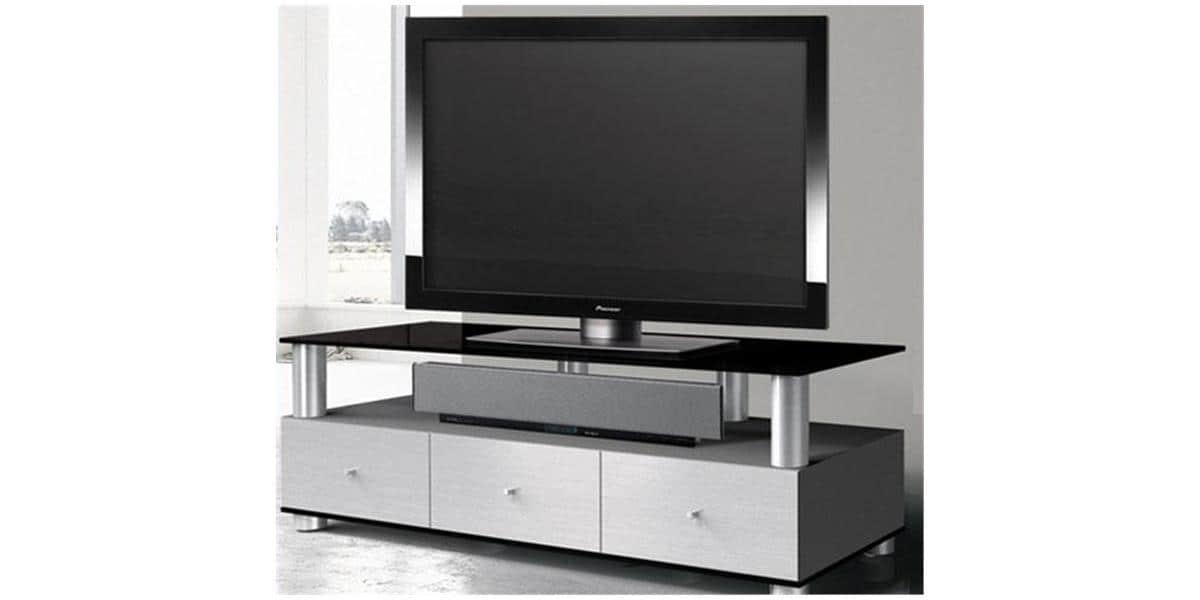 spectral closed 1580 argent et noir easylounge. Black Bedroom Furniture Sets. Home Design Ideas