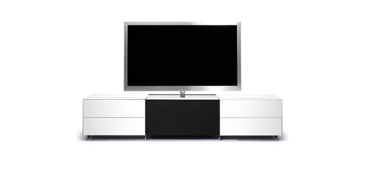 spectral cocoon 1000 blanc meubles tv spectral sur easylounge. Black Bedroom Furniture Sets. Home Design Ideas