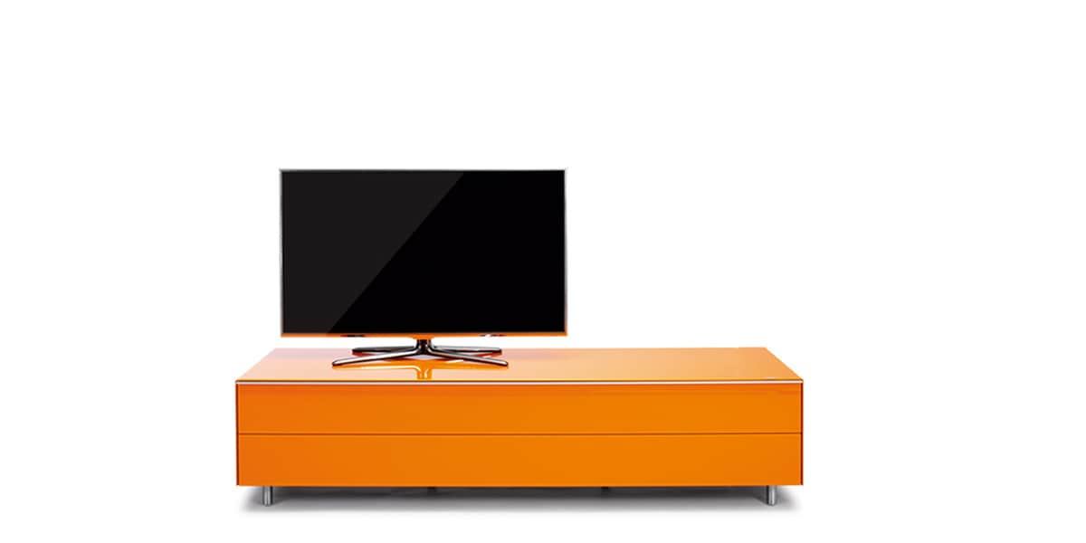 Spectral scala 1650 orange meubles tv spectral sur for Meuble orange