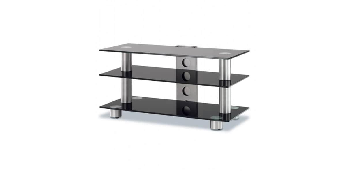 spectral screen 91 noir meubles tv spectral sur easylounge. Black Bedroom Furniture Sets. Home Design Ideas