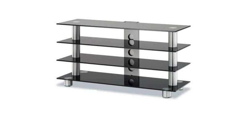 spectral screen 94 noir meubles tv spectral sur easylounge. Black Bedroom Furniture Sets. Home Design Ideas