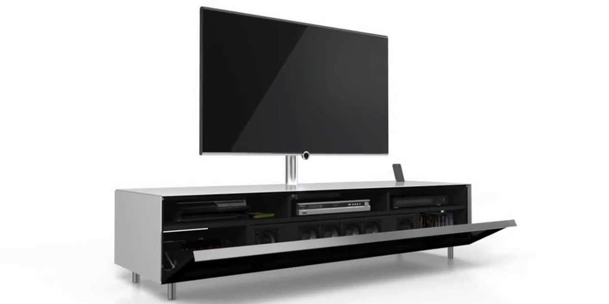 spectral scala 1651 son blanc meubles tv spectral sur easylounge. Black Bedroom Furniture Sets. Home Design Ideas