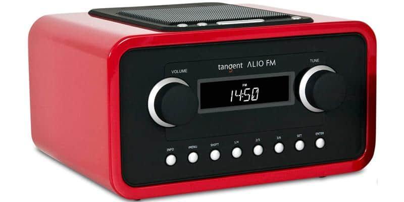 Tangent Alio FM Dock Rouge