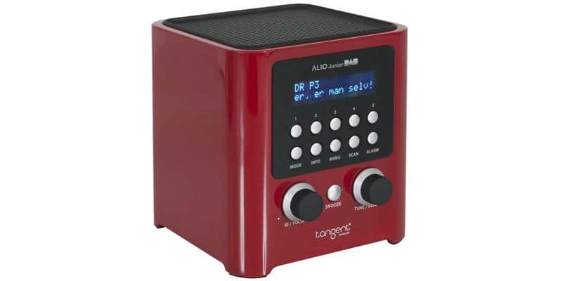 Tangent Alio Junior DAB Rouge