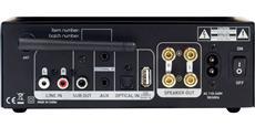 Tangent Ampster BT II Noir
