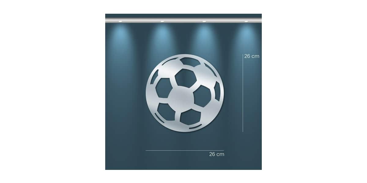 Tendance Miroir Ballon de Football S