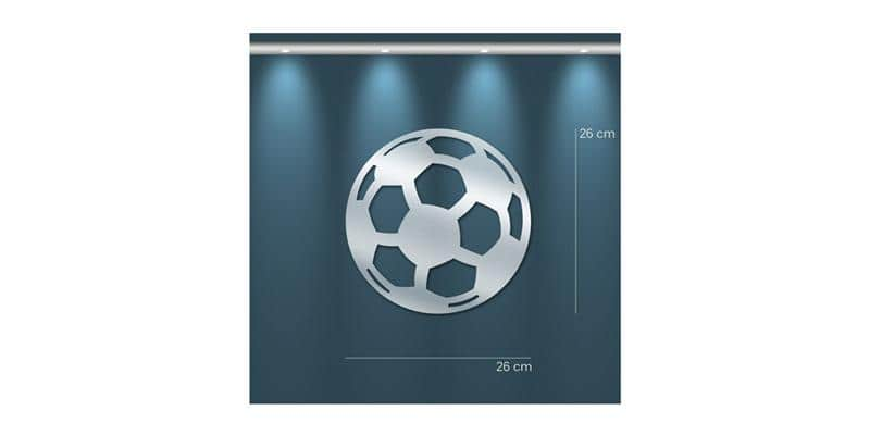 Tendance Miroir Ballon de Football S